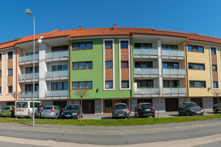 Corner Park - Egyik legnagyobb lakásépítési projektünk