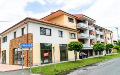 Kiadó utcai bejáratos üzlethelyiség, Szentgotthárd, Corner Park