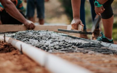 A minőségi betonkészítés 4 lépésben